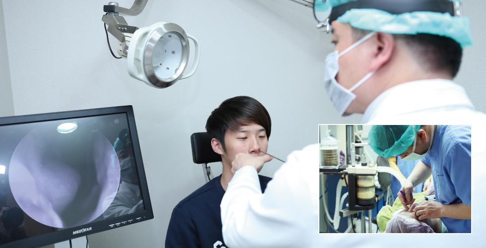 我抱著期待又開心的心情面對手術,因為之後,我就可以擁有好看的鼻型了。