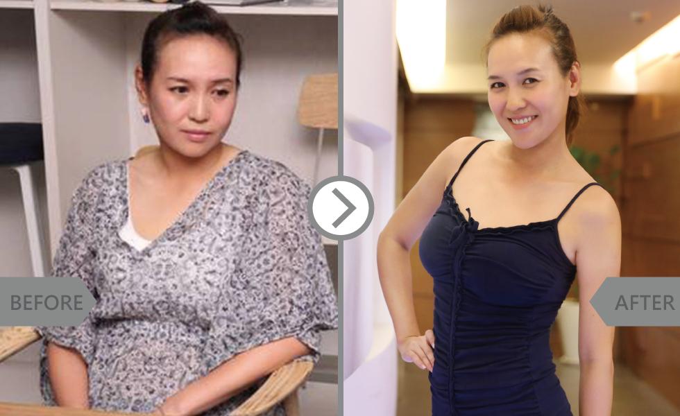 美好顏值與窈窕身材的雙重提升,在iskin成功達成我的心願。