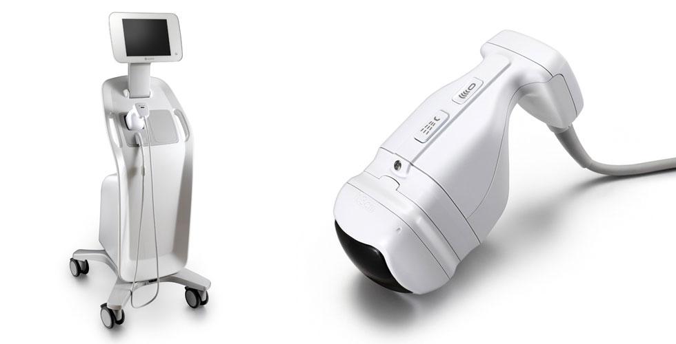 Liposonix立塑-聚焦超音波儀與探頭