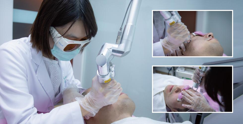 陳醫師除了仔細之外,專業技術也是好的沒話說。