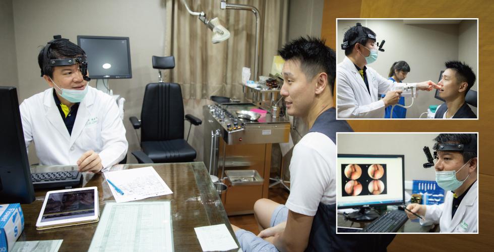 聽說陳鏘文醫師是前長庚醫院的醫師,資歷與經驗都很豐富,從醫師替我諮詢的過程就能感受到了。