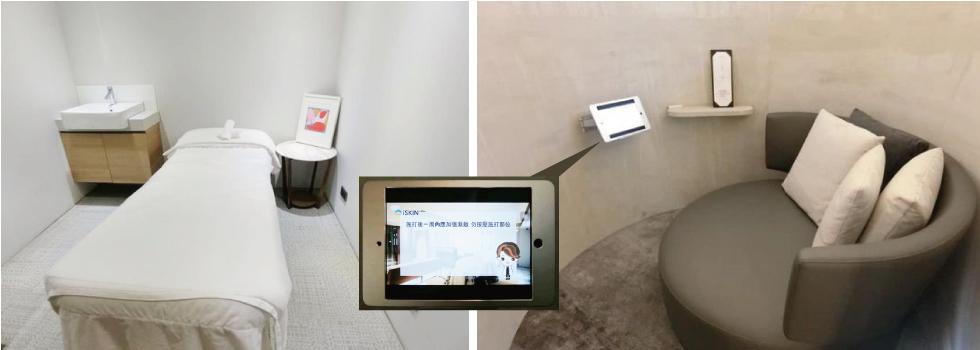 重視隱私的專屬包廂空間,讓人備感放鬆;注意事項影片,清楚明瞭好理解。